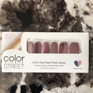 Style District! Color Street Nail Set